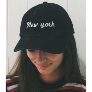 "Brandy Melville ""New York"" Hat"